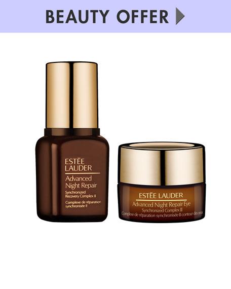 Yours with any $50 Estée Lauder purchase—Online only*