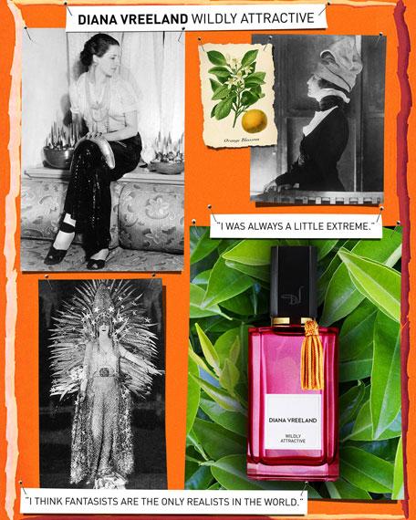 Diana Vreeland Wildly Attractive Eau De Parfum, 3.4 oz./ 100 mL