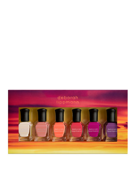 Sunrise, Sunset Nail Polish Set