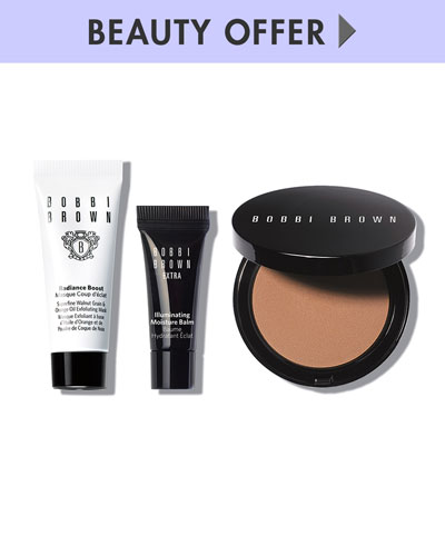 Yours with any $90 Bobbi Brown purchase—Online only*