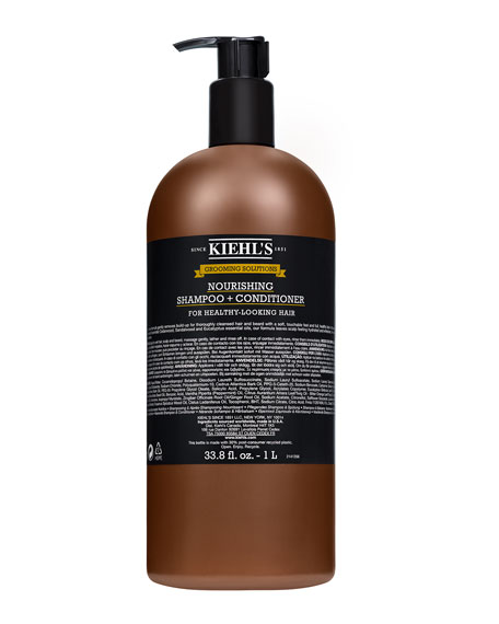 Kiehl's Since 1851 Healthy Hair Scalp Shampoo Conditioner, 1L