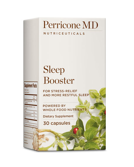 Sleep Booster 30-Day Supplement