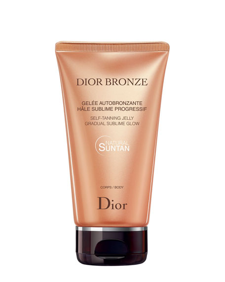 Image 1 of 1: DIOR Bronze Self Tanning Jelly for Body, 5.0 oz.