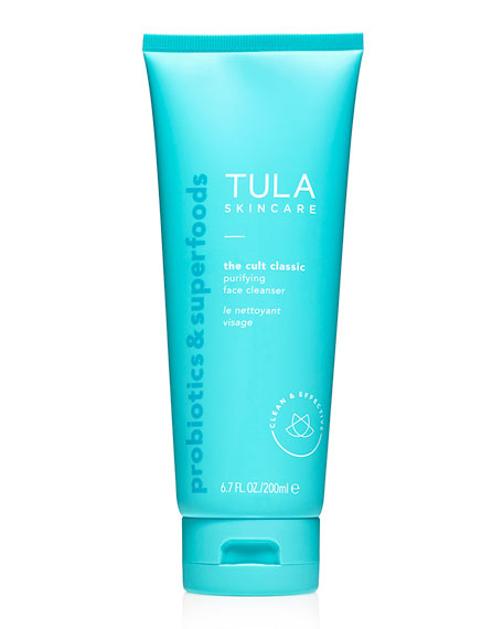 Tula THE CULT CLASSIC PURIFYING FACE CLEANSER, 6.7 OZ./ 200 ML