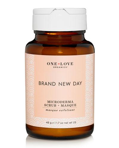 Brand New Day Microderma Scrub & Masque  48g
