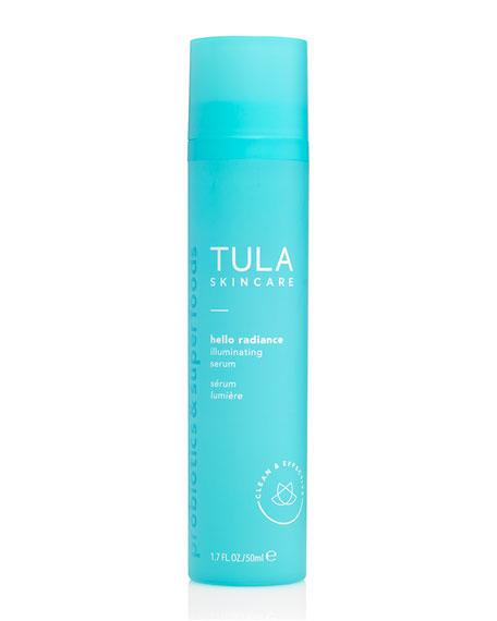 Tula HELLO RADIANCE ILLUMINATING SERUM, 1.7 OZ./ 50 ML