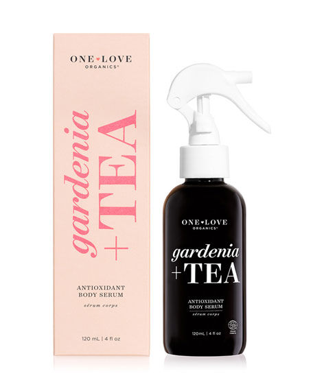 Gardenia + Tea Antioxidant Body Serum, 120ml
