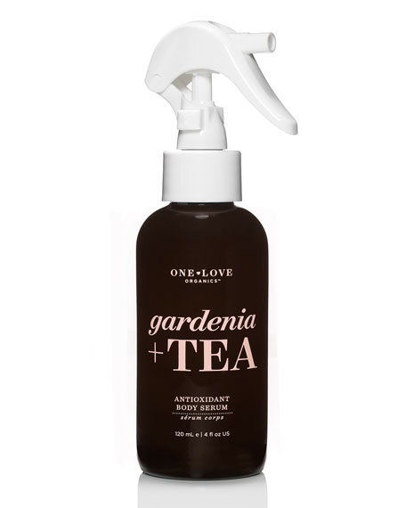 One Love Organics Gardenia + Tea Antioxidant Body