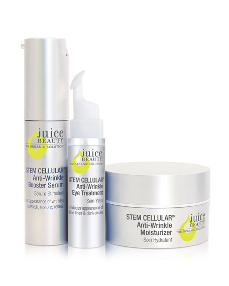 Juice Beauty STEM CELLULAR??? Anti-Wrinkle Solutions Kit