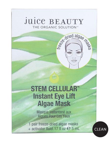 Juice Beauty STEM CELLULAR & #153 INSTANT EYE LIFT ALGAE MASK - SINGLE