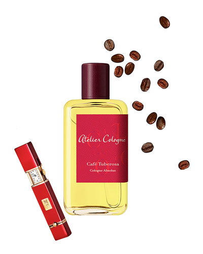 Atelier Cologne Café Tuberosa Cologne Absolue, 6.8 oz./ 200 mL