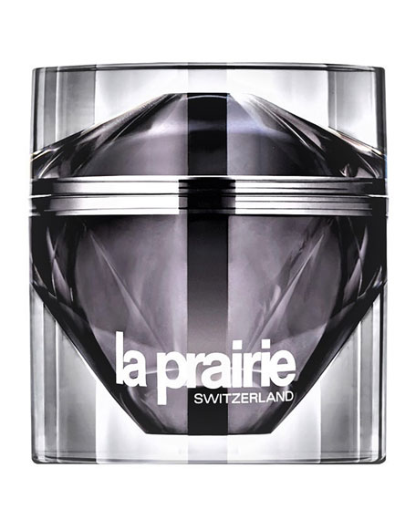 Yours with any $400 La Prairie purchase—Online only*