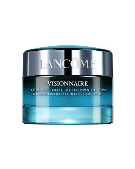 Lancome Visionnaire Advanced Multi-Correcting Cream<br>Sunscreen Broad Spectrum SPF 20, 1.7 oz./50ml