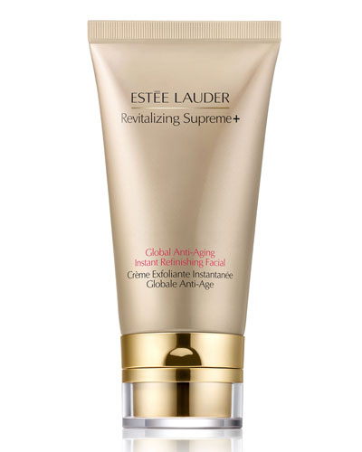 Revitalizing Supreme + Global Anti-Aging Instant Refinishing Facial, 2.5 oz.
