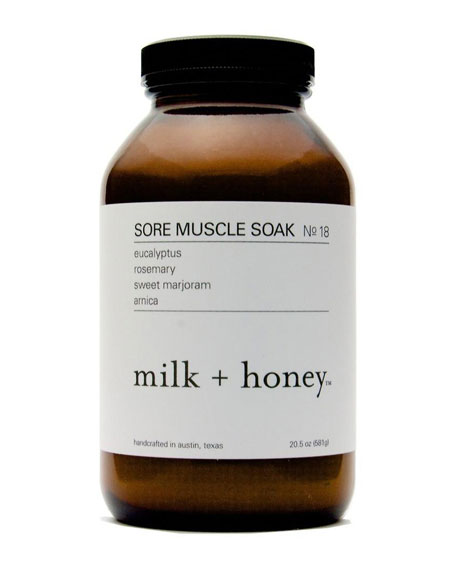 Muscle Soak No. 18, 20.5 oz.