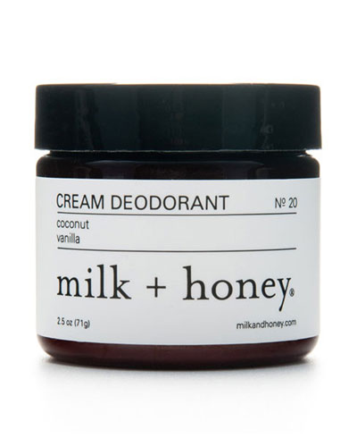 Cream Deodorant No. 20, 2.5 oz.
