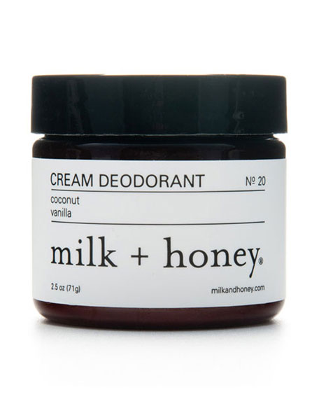 Image 1 of 2: Cream Deodorant No. 20, 2.5 oz.