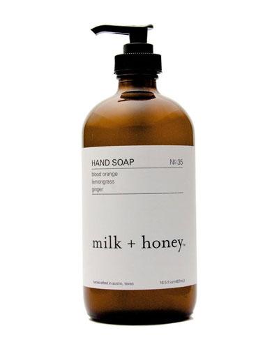 Hand Soap No. 35, 16.5 oz.