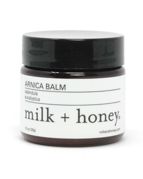 milk + honey Arnica Balm, 1.0 oz.