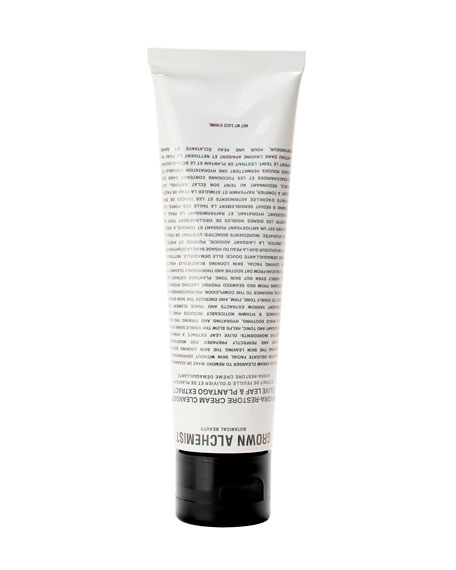 Grown Alchemist HYDRA-RESTORE CREAM CLEANSER - OLIVE LEAVE/PLANTAGO, 3.4 OZ./ 100 ML