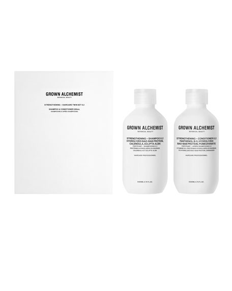 Strengthening Haircare Twinset, 2 x 6.7 oz./ 200 mL