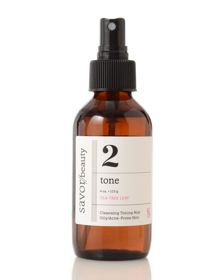 Savor Beauty Tea Tree Toning Mist 02, 4