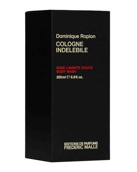 Cologne Indelibile Shower Gel, 7 oz./ 200 mL