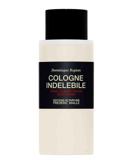 Cologne Indelibile Shower Gel, 7 oz./ 200 mL