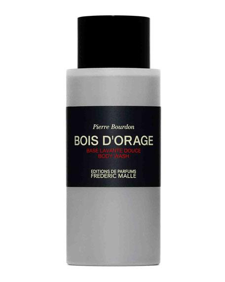 Bois d'orage Body Wash, 7 oz./ 200 mL