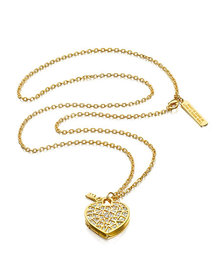 Estee Lauder Limited Edition Beautiful Love Locket Necklace