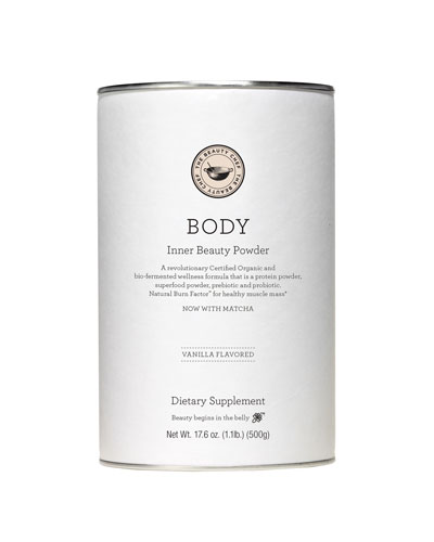 Body Inner Beauty Powder - Vanilla
