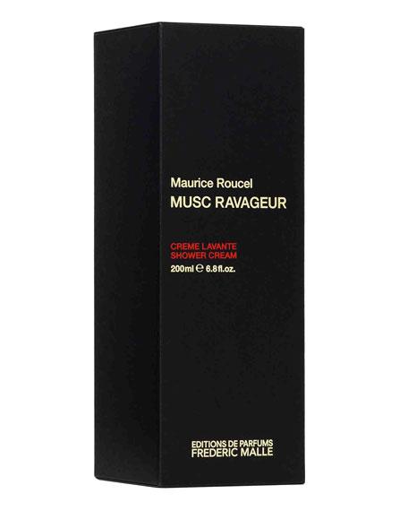 Musc Ravageur Shower Cream, 7 oz./ 200 mL