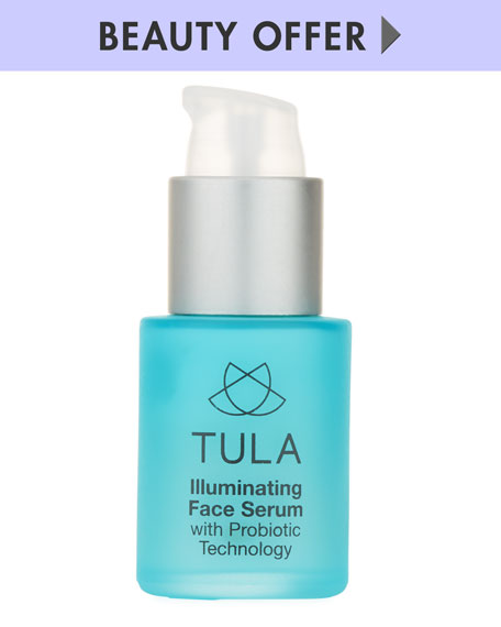 Yours with any $75 TULA purchase