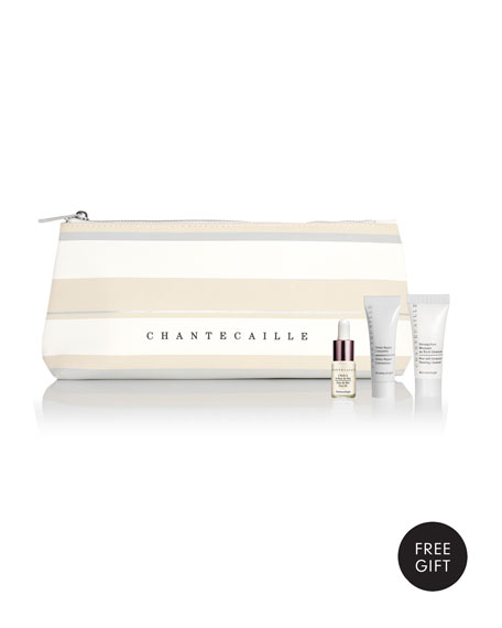 Yours with any $275 Chantecaille Purchase