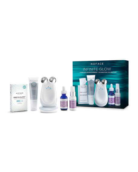 Infinite Glow Complete Microcurrent & Hydration Collection