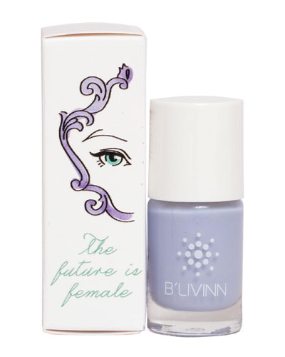 Nail Polish with Custom Case – The Future is Female