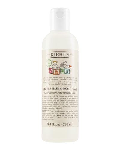 Baby Gentle Hair & Body Wash  8.4 oz./ 250 mL