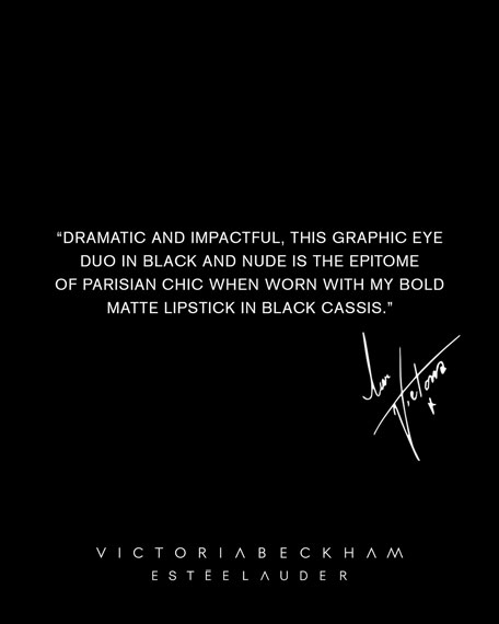 Limited Edition Victoria Beckham x Est&#233e Lauder Eye Matte Duo