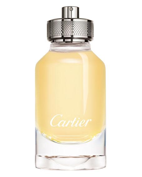 Cartier L'Envol Eau de Toilette, 2.7 oz./ 80