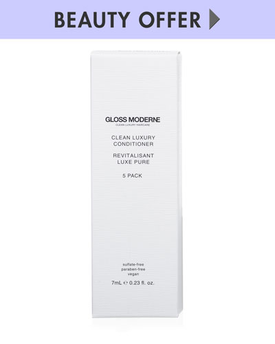 Yours with any $75 GLOSS Moderne Purchase—Online only*