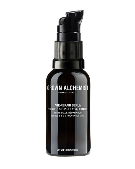 Grown Alchemist Age Repair Serum- Peptide 8/E-2 Polysaccharide, 1.0 oz./ 30 mL