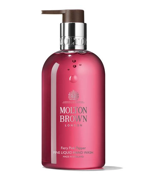 Molton Brown Pink Pepperpod Fine Liquid Hand Wash, 10 oz./ 300 mL