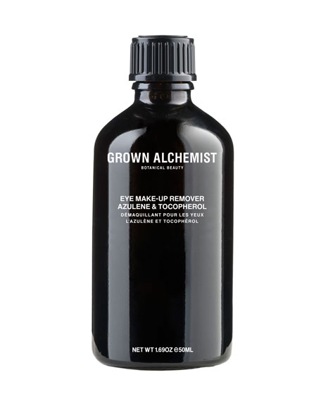 Grown Alchemist EYE MAKEUP REMOVER: AZULENE & PROTEC 3, 1.7 OZ./ 50 ML