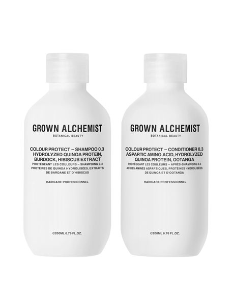 Grown Alchemist Volume Haircare Twinset, 2 x 6.7