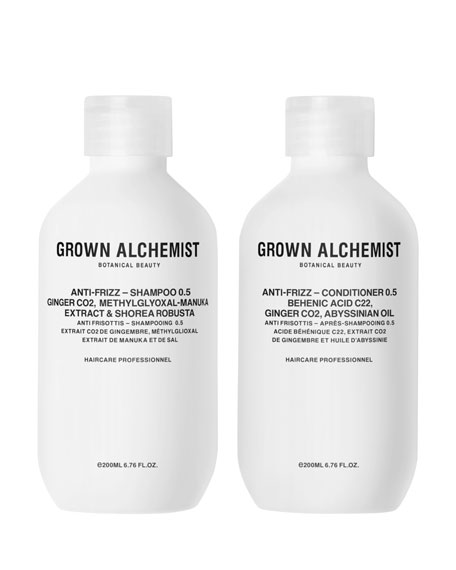 Grown Alchemist Anti-Frizz Haircare Twinset, 2 x 6.7