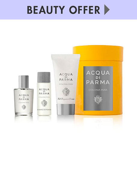 Yours with any $200 Acqua di Parma Purchase