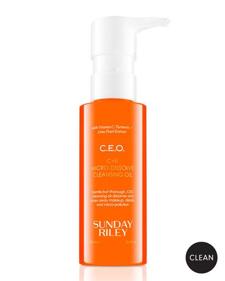 C.E.O. C + E Micro-Dissolve Cleansing Oil, 3.4 oz./ 100 mL