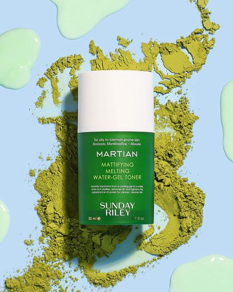 Sunday Riley Modern Skincare Martian Mattifying Melting Water-Gel Toner, 1.7 oz./ 50 mL