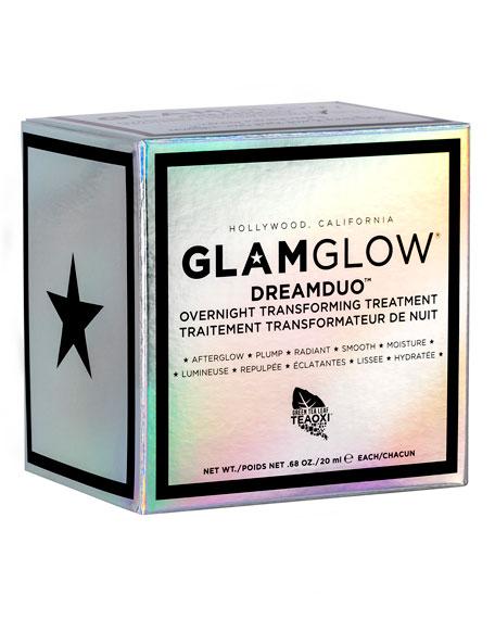 Glamglow DREAMDUO Overnight Treatment, .68 oz./ 20 mL