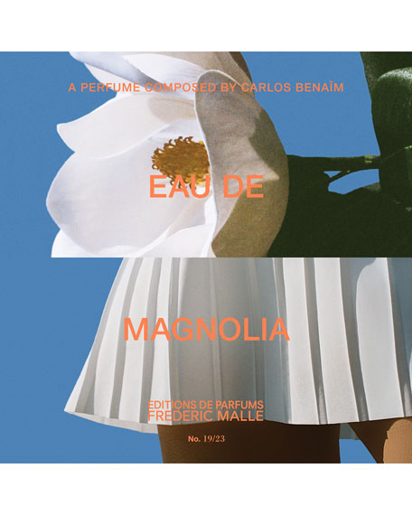 Eau de Magnolia Perfume, 1. 7 oz./ 50 mL
